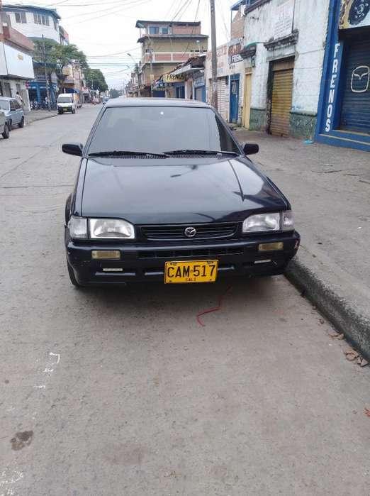 Mazda 323 1991 - 100 km