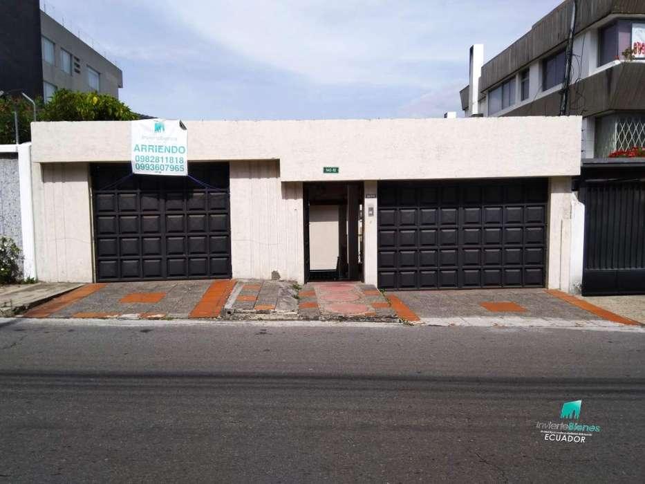 En renta Casa u Oficina Operativa Sector Quito Tennis