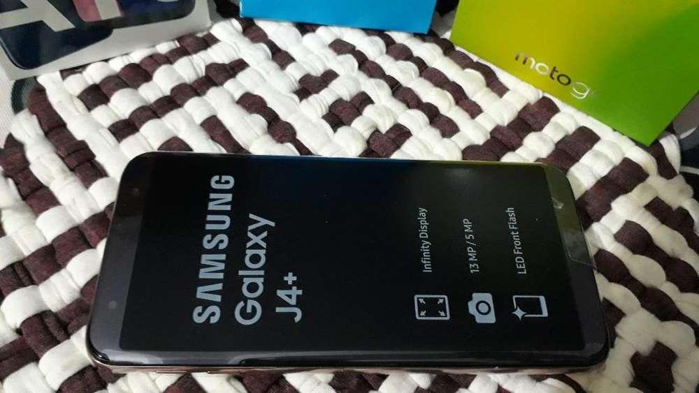 Samsung J4 Plus. Oferta. Nuevos.