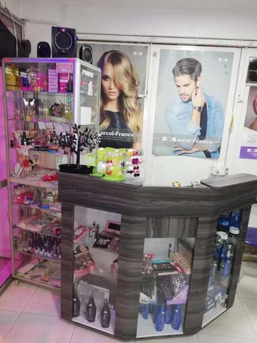 Vendo Salon de Belleza
