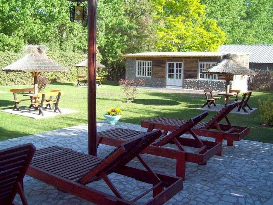 xl58 - Cabaña para 2 a 4 personas con pileta y cochera en Chacras de Coria