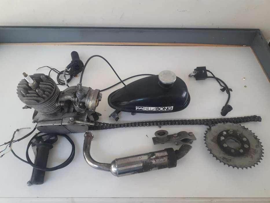 Bici moto motor para bici