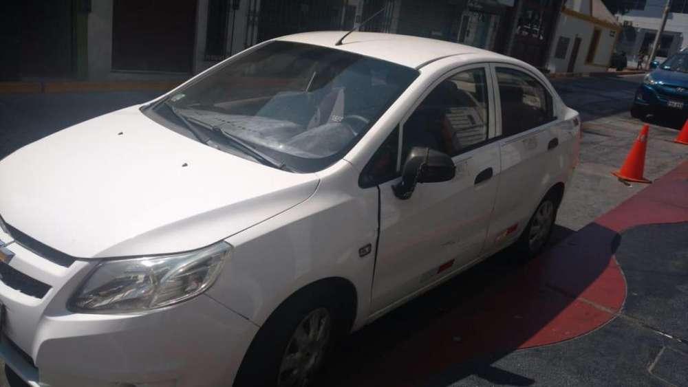 Chevrolet Sail 2012 - 118000 km