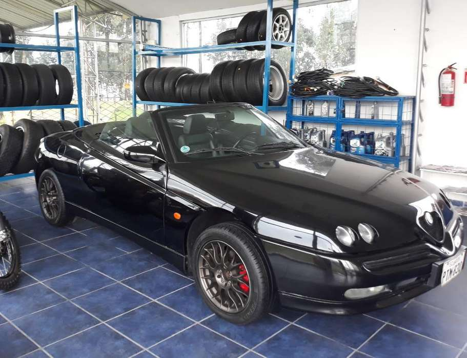 Alfa Romeo 4C Spider 1997 - 31200 km
