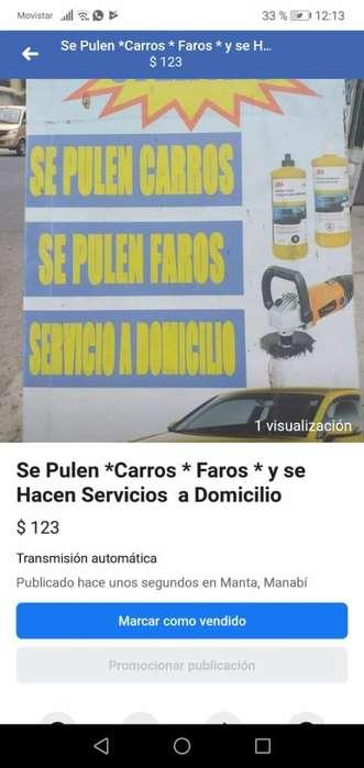 Se Pulen Carros -<strong>faros</strong>-motos
