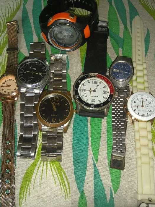 Relojes 7 X 1500