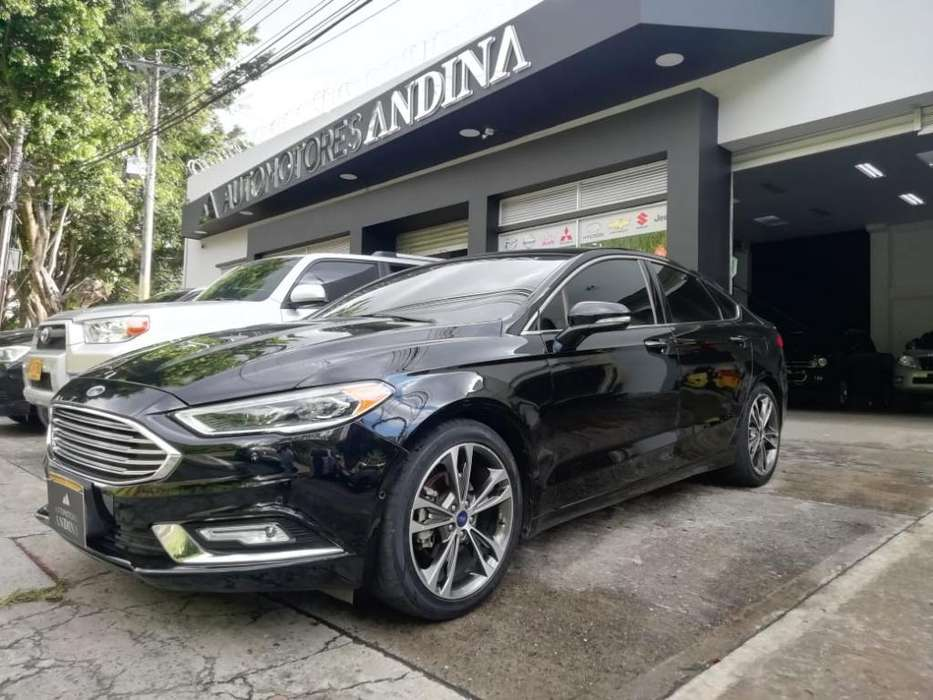 Ford Fusion 2017 - 47000 km