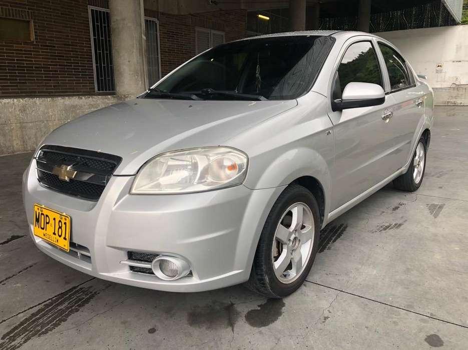 Chevrolet Aveo 2009 - 154500 km