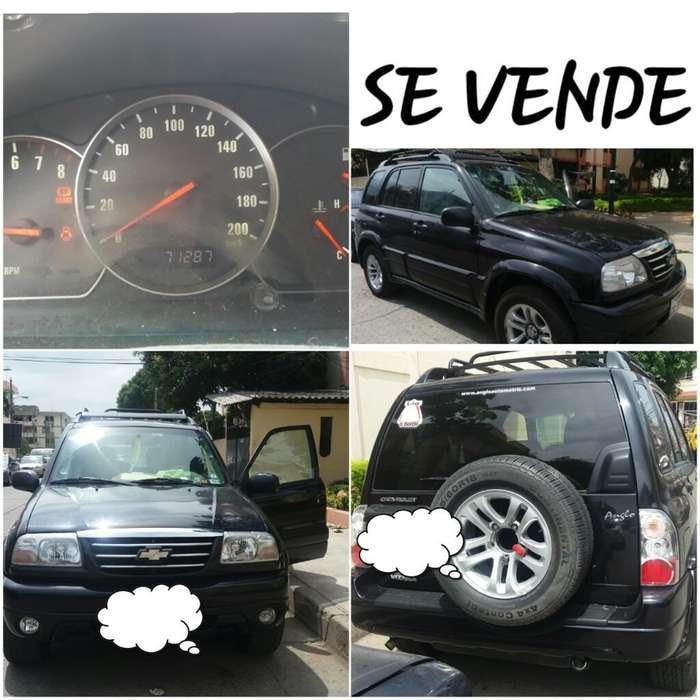 Chevrolet Grand Vitara 2014 - 71000 km