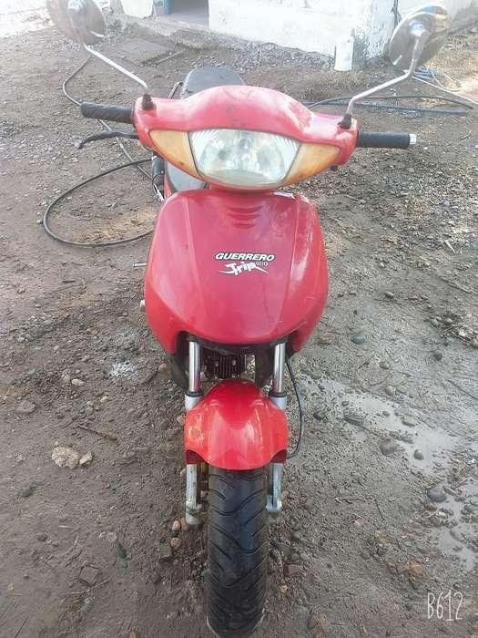 Moto Guerrero 110 Tuning