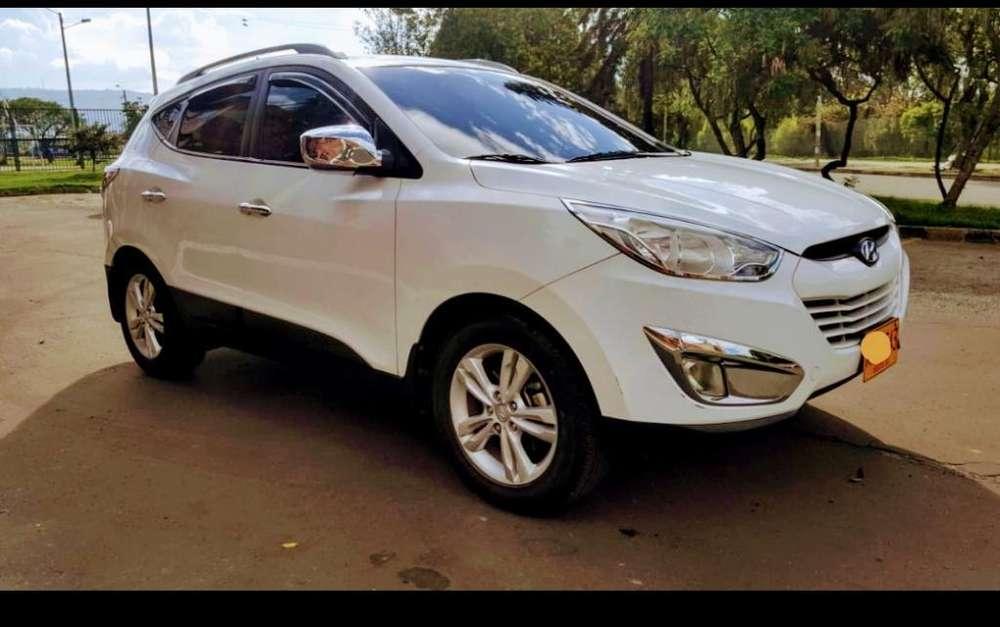 Hyundai Tucson ix-35 2013 - 94000 km