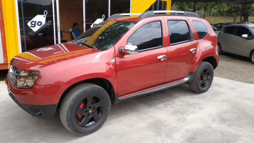 <strong>renault</strong> Duster 2015 - 50000 km