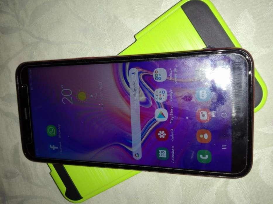 Vendo Samsung J6 Plus