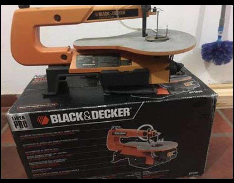 Caladora de Banco Black & Decker