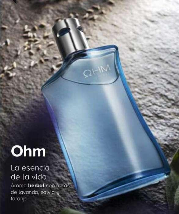 Perfume Ohm Yanbal