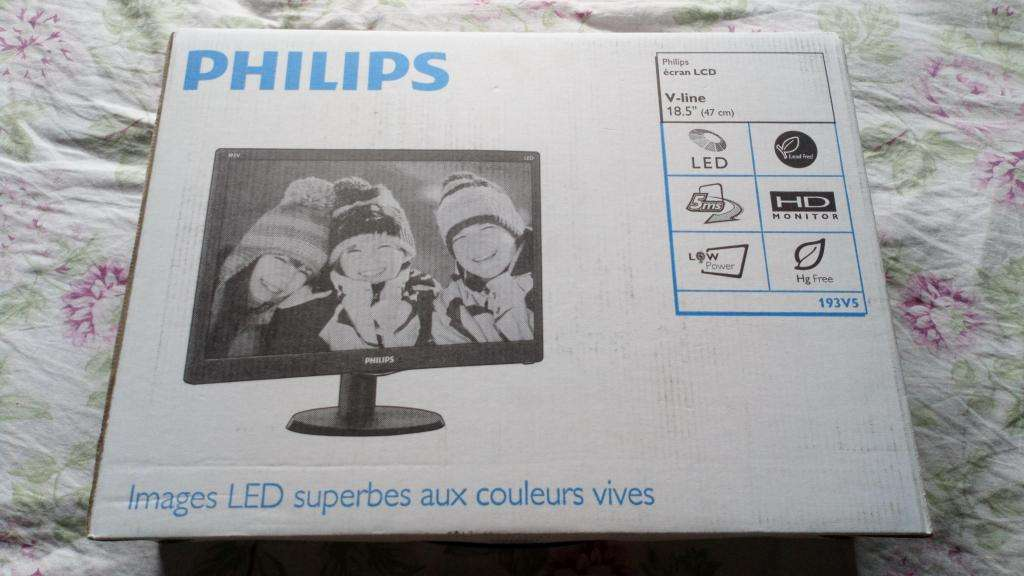 Monitor Philips 19 Pulgadas