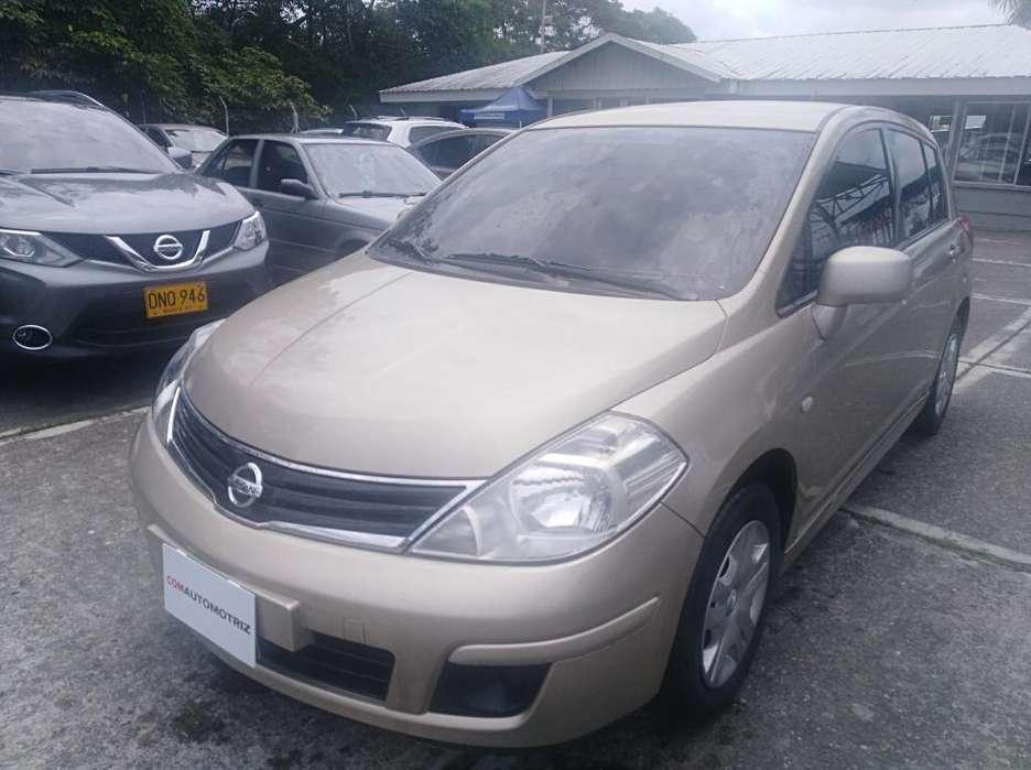 Nissan Tiida 2012 - 72500 km