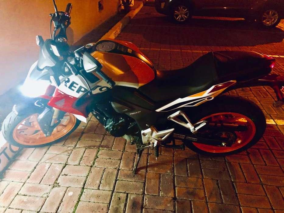 Moto <strong>honda</strong> cb190 r