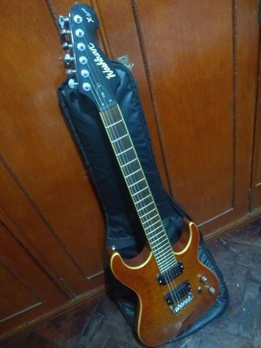 Guitarra Washburn X-50