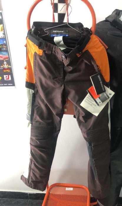 Pantalon Bmw Mujer Trailguard Talla 6