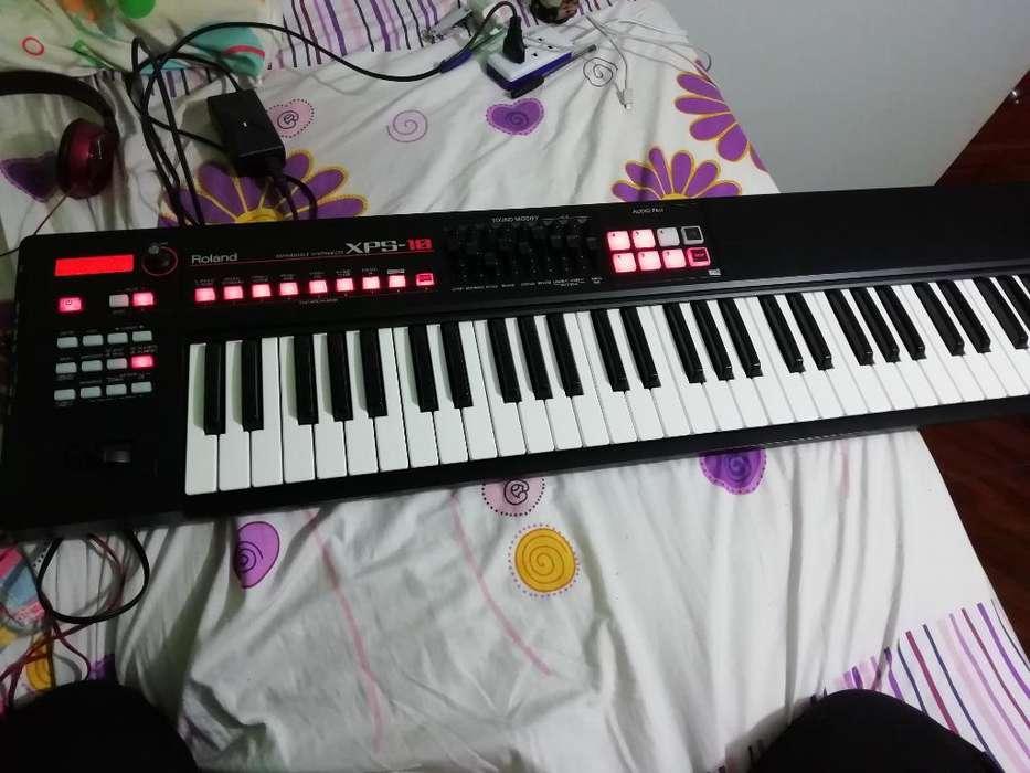 Vendo Sintetizador Roland Xps10