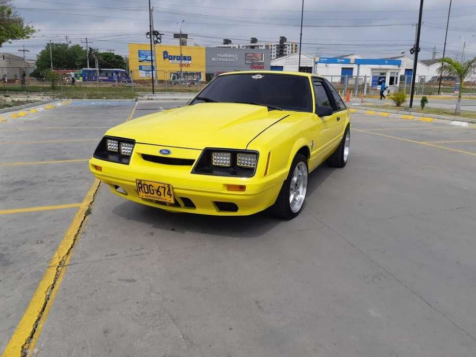 <strong>ford</strong> Mustang 1980 - 100 km
