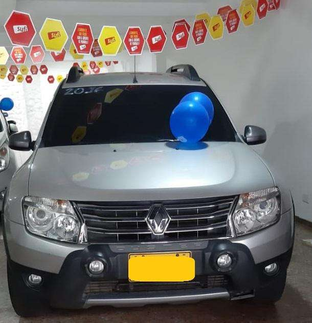 Renault Duster 2016 - 65000 km