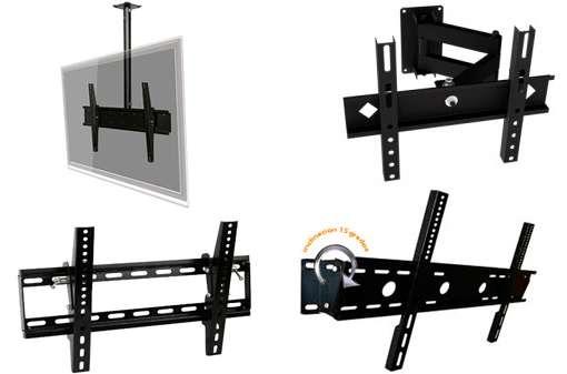 soporte escualizable fijo soporte tv tdt bases brazo led lcd plasma