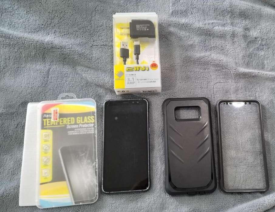 Samsung Galaxy S8 Active 64 GB 4k Libre 12 Megapixeles