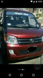 Vendo Mini Van