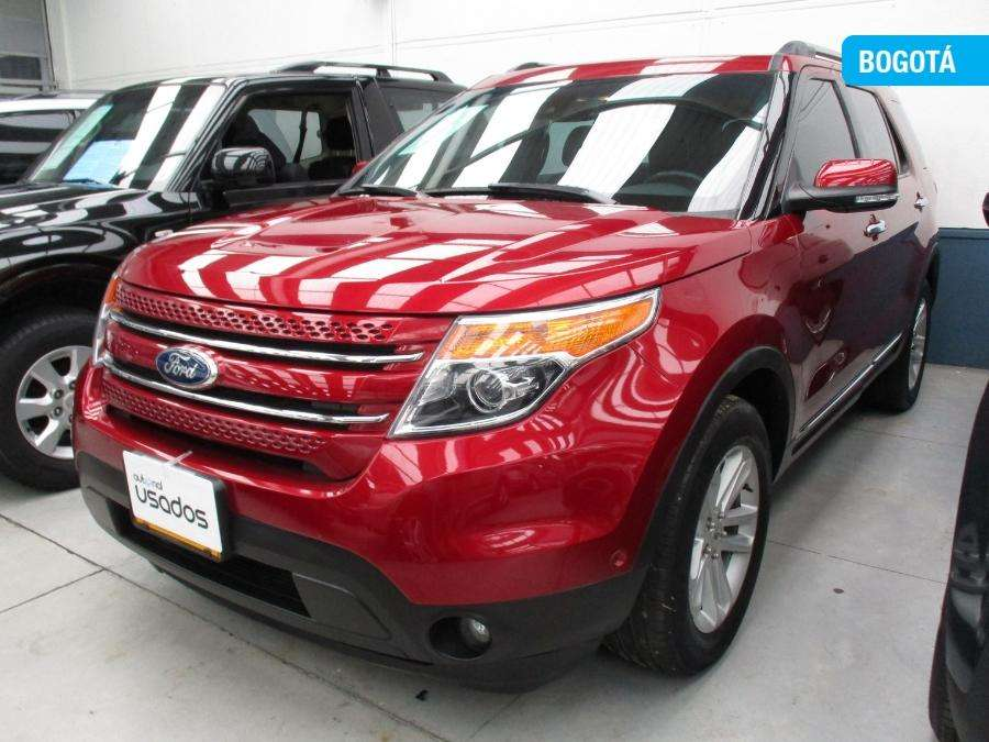 Ford Explorer 2015 - 46500 km