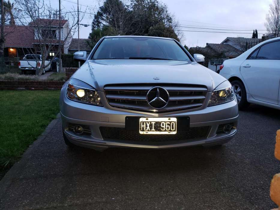 <strong>mercedes-benz</strong> Clase C 2009 - 120000 km