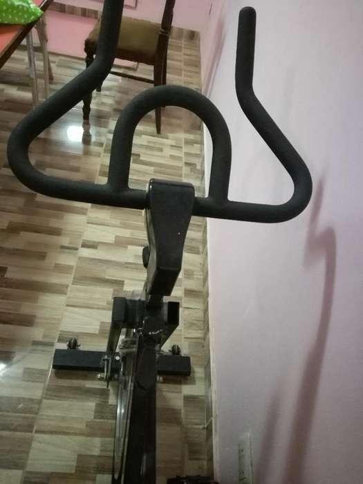 Bicicleta Estática Marca Monarck