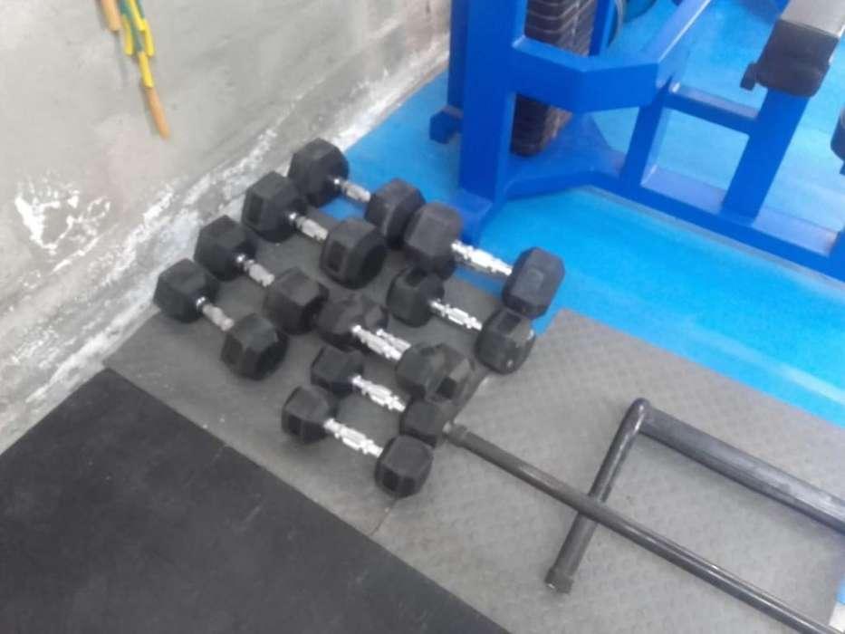 Se Vende <strong>gimnasio</strong> con Clientela Fija