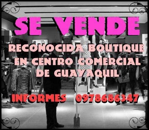 <strong>boutique</strong> en Centro Comercial