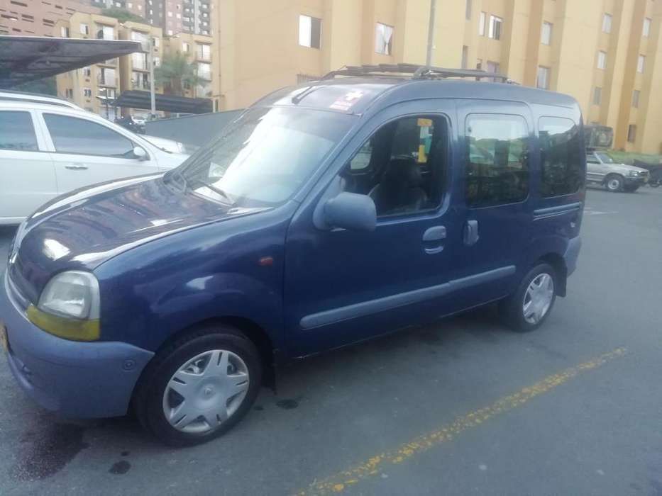 Renault Kangoo  2001 - 1000 km