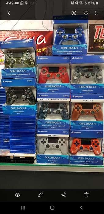 Controles Ps4 Originales