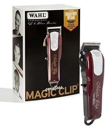 Wahl Magic Clip Cordless 1 año de GARANTIA