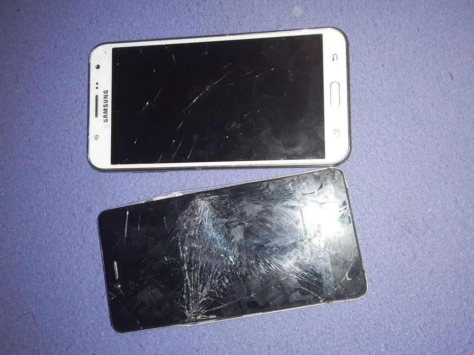 Se vende 2 telefonos para repuestos