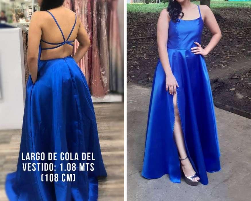 Vestido de Gala: Minuet Elegance and Simplicity