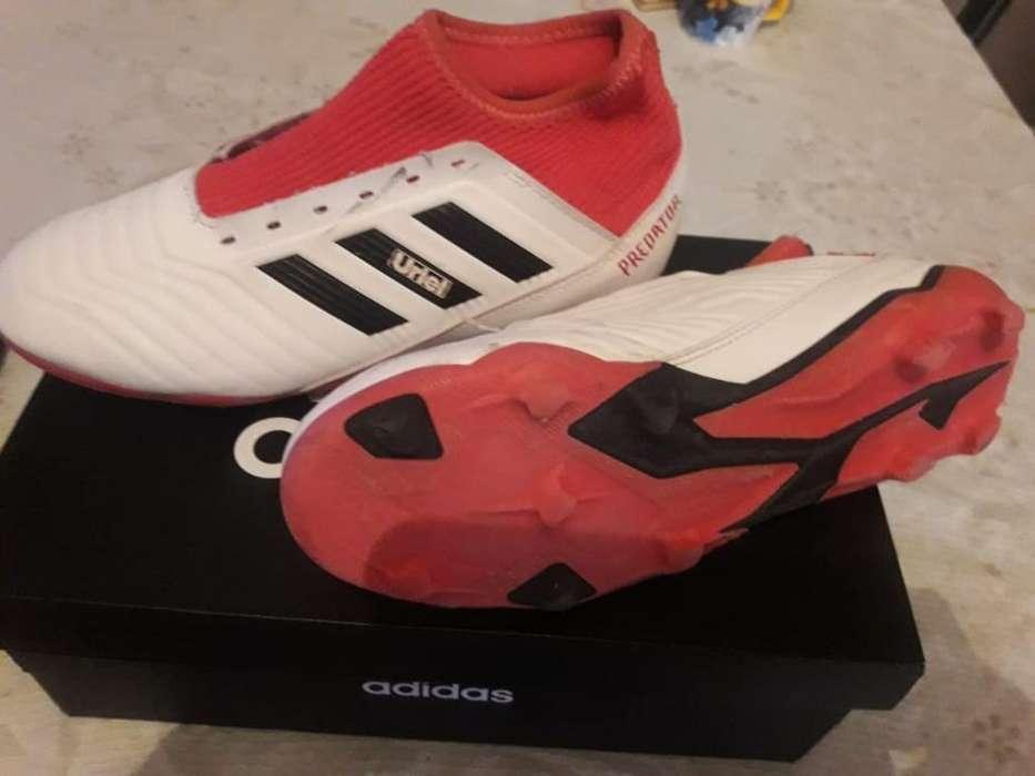 Botines Adidas 35/36