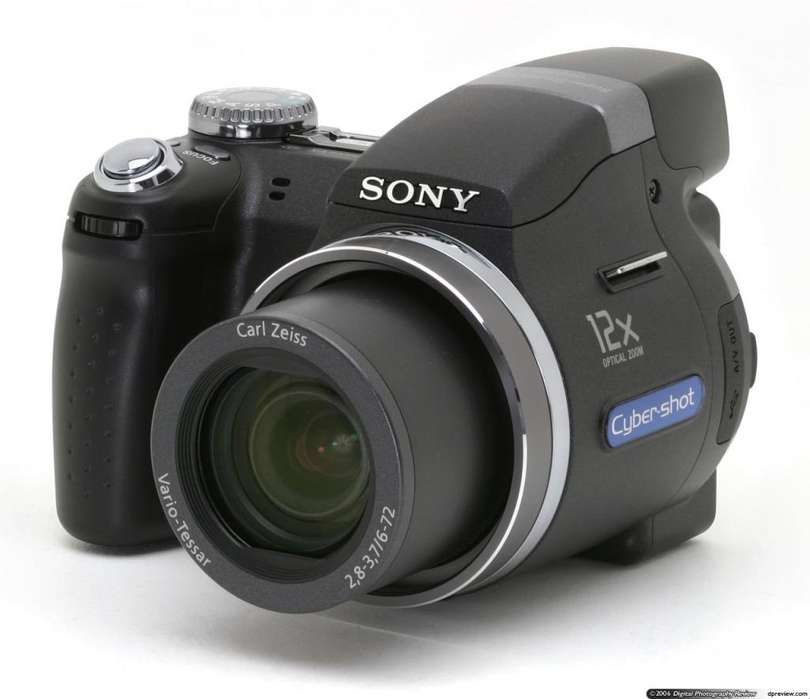 Sony Cybershot H5 Review