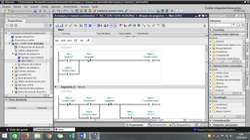 Diseño y programacion de PLC 1200 y 300