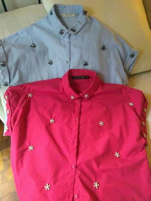 2 Camisa Mujer - Verano. REMATO
