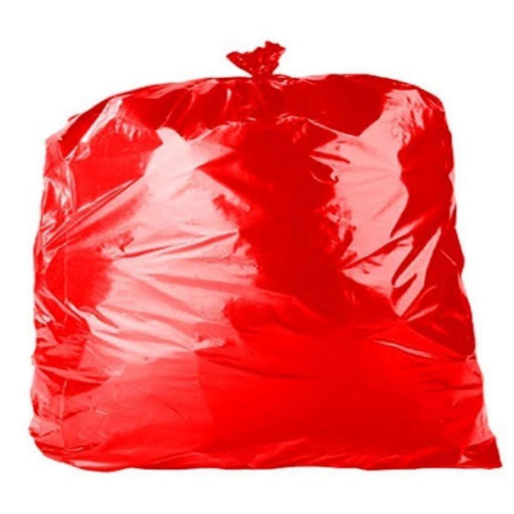 Bolsa Roja para Basura, Residuos