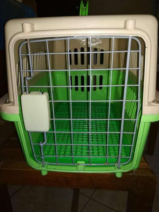 Kennel transportador jaula para perros L50