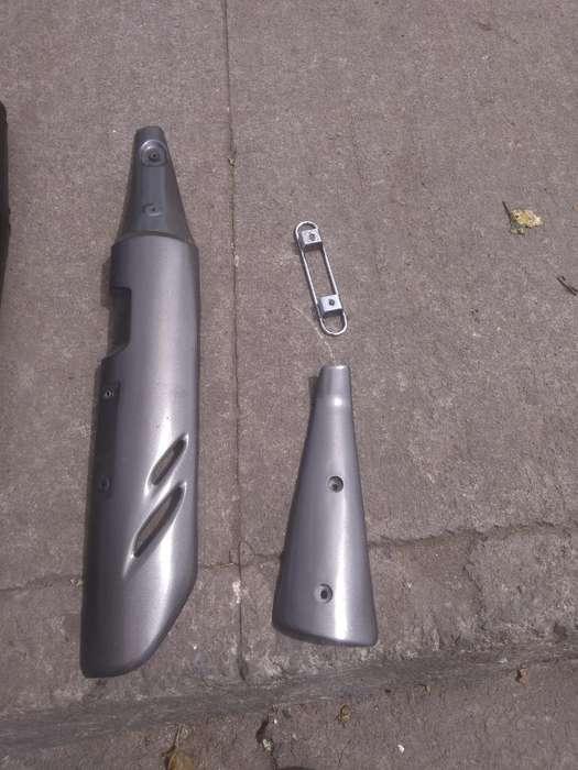 Pipeta Honda 150 Y Guarda Barro