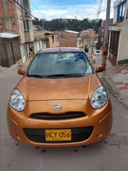 Nissan March 2014 - 57321 km