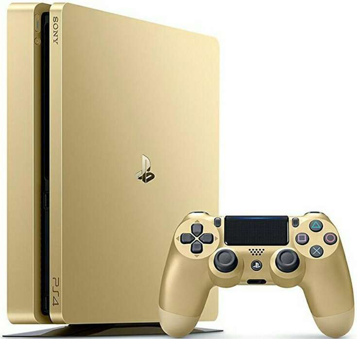 <strong>playstation</strong> 4 Slim 1Tb Gold Edition