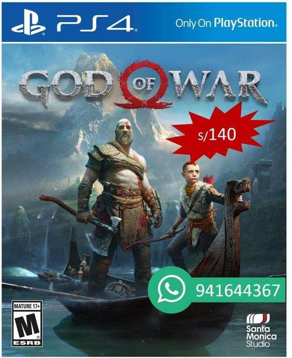 God War 4 Ps4